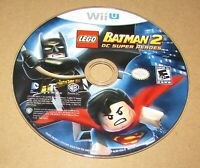 LEGO Batman 2: DC Super Heroes (Game Only) Nintendo Wii U Fast Shipping
