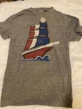 Columbus Clippers Homage Minor League Baseball Gray T-Shirt - Youth Small