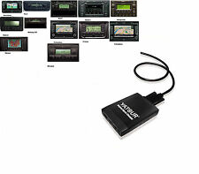 USB SD AUX Adapter CD-Wechsler MP3 12 Pin SKODA Roomster Yeti Superb Octavia