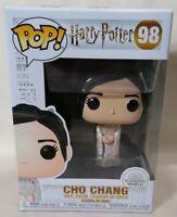 FUNKO POP - *Brand New* Harry Potter Cho Chang (Yule) Pop! Vinyl Figure #98