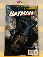 Batman #608 (9.4) NM Hush 1st Print Jim Lee (1940 Series) DC Comics Key Issue