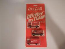 Vintage Corgi Coca Cola Delivery Team 3010C (1)