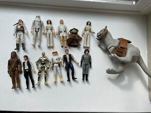 Vintage Star Wars Loose Action Figure LOT