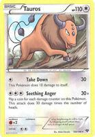 Pokemon Card - XY 100/146 - TAUROS (rare) - NM/Mint