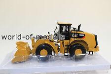 Norscot 55289 Caterpillar Radlader 980 K für Materialumschlag 1:50  NEU in OVP