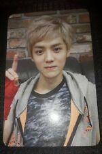 Rare EXO LUHAN Official photocard