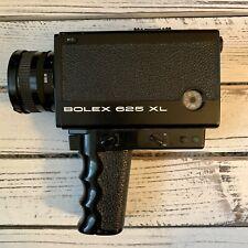 Bolex 625 XL Super 8 Film Camera Vintage Chinon Lens Bolex Vario 1:1.1/9-22.5mm