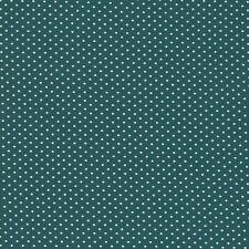 Jerseydots - kleine Punkte - petrol - 3mm - Swafing - Jersey