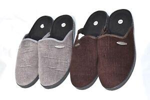 B4533 Herren -Damen Hausschuhe Pantoffeln Schlappen Schuhe Gästeschuhe Gr. 41-45