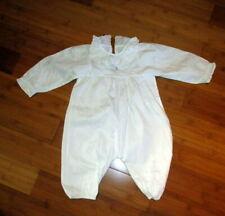 Vintage baptism-Christening  Baby suit