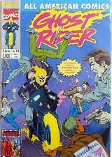 GHOST RIDER N.18  COMIC ART MARVEL ALL AMERICAN COMICS