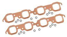 Maxx 158 Copper Exhaust Header Gaskets Big Block Chevy 396 402 427 7.4L 454 V8