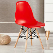 Mila Eiffel Dining Chair Retro Vintage Modern Class Dining Room FREE NEXT DAY UK