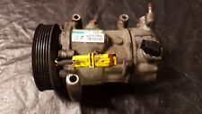Peugeot 207 1.4 8v A/C Air Con Conditioning Pump 9651910980        myref S10