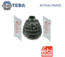 FEBI BILSTEIN FRONT WHEEL SIDE CV JOINT BOOT KIT 21245 P NEW OE REPLACEMENT