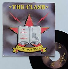 """EP The Clash  """"Know your rights"""""""