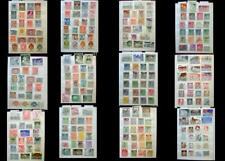 Great Stamp Collection From Austria Luxembourg Lichtenstein & United States