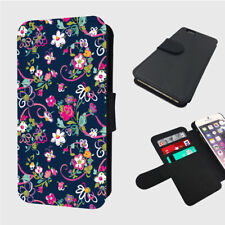 FLORAL ONE IN A MILLION  - Flip Phone Case Cover - Fits Iphone / Samsung
