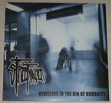 Streetwalker - Revelling In The Din Of Humanity LP - New / Skarp From Ashes Rise