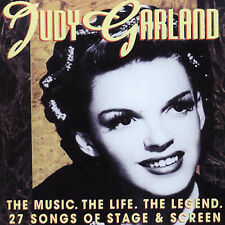 The Music, The Life, The Legend by Judy Garland (CD, May-1999, Prism)