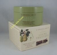 ERBOLARIO Crema corpo LEGNI FRUTTATI 250ml donna body cream Fruity Woods
