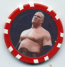 **THE BIG RED MACHINE **  RAW  WWE  WRESTLING CHIP