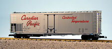 Usa Trains G Scale 50' Mechnanical Reefer R16715 Canadian Pacific - Silver
