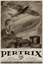 Zeppelin LZ 127 Hugo Zeppelin DORNIER FLYING BOAT Do X Aviation PERTRIX Berlin 1930