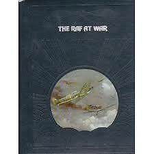 Raf at War by Ralph Barker (1981, Hardcover)