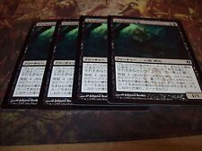 (4) GOLGARI THUG JAPANESE DUEL DECK UNCOMMON PLAYSET FREE SHIPPING WITH TRACKING