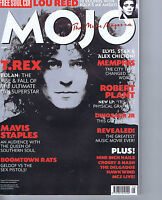 MARC BOLAN / T.REX / LOU REEDMojo magazineNo.138May2005