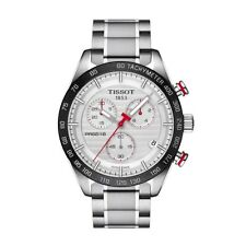 Tissot T100.417.11.031.00 PRS 516 Quartz Chronograph Tachymeter Men's Watch