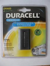 Duracell Rechargeable Battery DR9669 for Samsung Camcorder - NEW