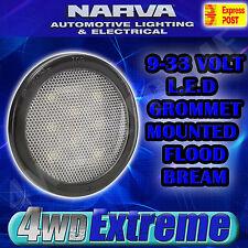 NARVA 72423 LED CROMMET  MOUNTED WORK LAMP FLOOD BEAM 850 LUMENS LIGHT L.E.D