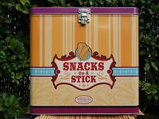 Nostalgia Electrics Snack On A Stick Party Kit Small Appliances NEW!