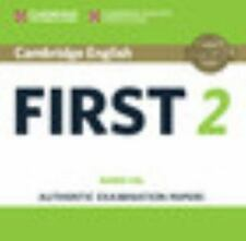 FCE Practice Tests: Cambridge English First 2 Audio CDs (2) : Authentic...