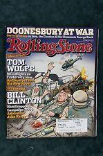 Rolling Stone Magazine - Doonesbury #954 August 5, 2004