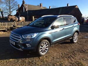 2019 FORD KUGA 1.5 TDCi TITANIUM EDITION 5dr 2WD DIESEL MANUAL, NOT DAMAGED