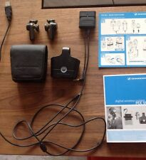 Sennheiser MX W1 digitaler wireless in Ear Kopfhöhrer Funkkopfhöhrer