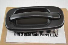 GMC Yukon Chevrolet Avalanche Front Side Door Outside Handle PTM RH Side new OEM