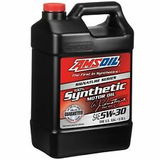2 US Quarts Of Amsoil 5W30 Signature Series Fully Synthetic Petrol Engine Oil