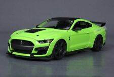 Maisto 2020 Ford Mustang Shelby GT500 Die Cast Car Model 1:18 Scale Green