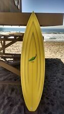 "Chilli Surfboards CB001-US002: 6'2"" Short Board Hand Shaped In Australia"