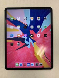 Apple iPad Pro 3rd Gen. 512GB, Wi-Fi + 4G (Unlocked), 12.9 in - Space Grey