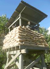 1/6 Vietnam era CUSTOM DIORAMA Guard TOWER Dragon BBi G.I.Joe