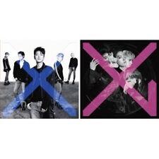Cross Gene-[Zero]5th Mini 2 Ver SET CD+Broschü+Kart+PreOrder Benefit+SpecialCard