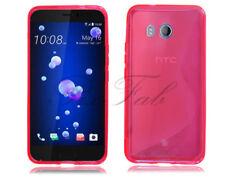 Fundas y carcasas Para HTC U11 de silicona/goma para teléfonos móviles y PDAs HTC