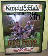 hunting Dvd Knight & Hale Ultimate Whitetail Xiii