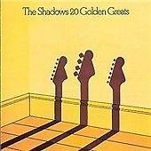 The Shadows - 20 Golden Greats (1987)