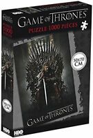 Game of Thrones Ned Stark on the Iron Throne 1000 Pieces Puzzle multicolour
